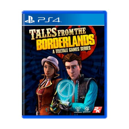 Jogo Tales from the Borderlands: A Telltale Game Series - PS4