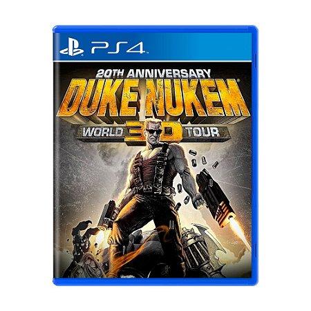 Jogo Duke Nukem 3D: 20th Anniversary World Tour - PS4