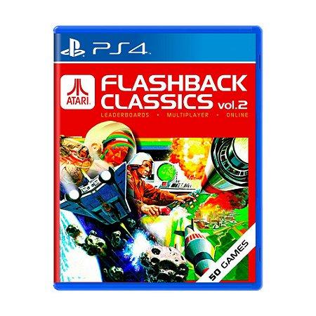 Jogo Atari Flashback Classics Vol. 2 - PS4