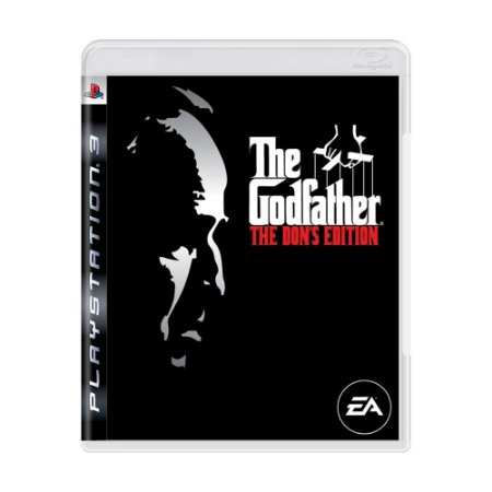 Jogo The Godfather - PS3