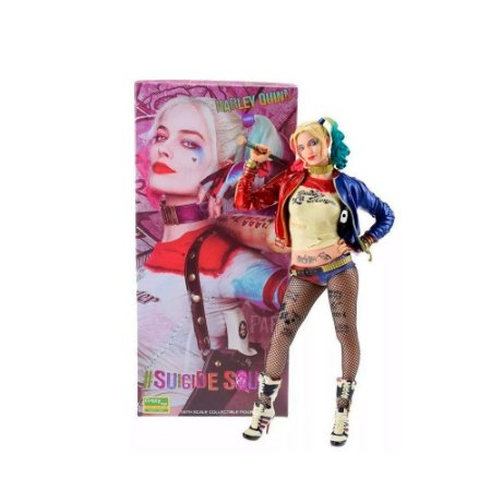 Action Figure Harley Quinn Suicide Squad - Crazy Toys