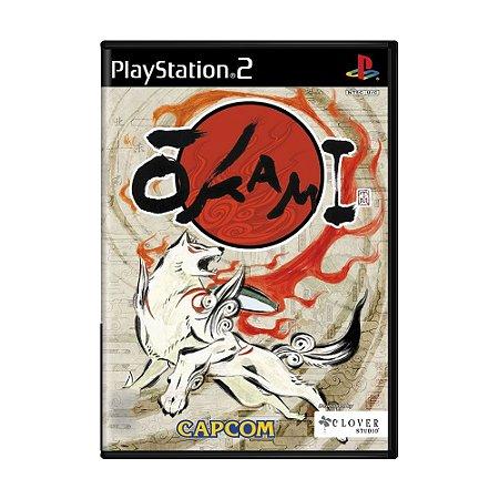 Jogo Okami - PS2