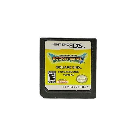 Jogo Dragon Quest Heroes: Rocket Slime - DS