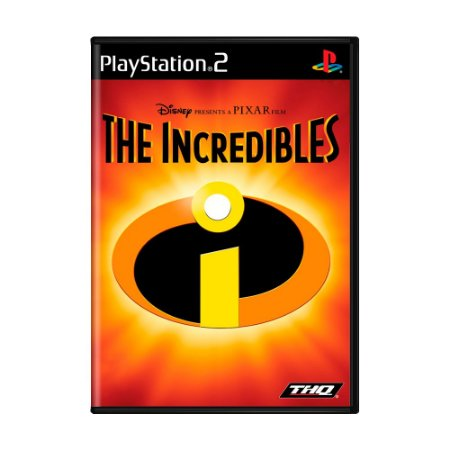 Jogo The Incredibles - PS2