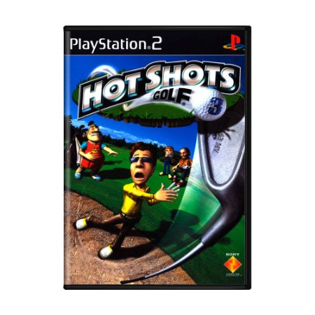 Jogo Hot Shots Golf 3 - PS2