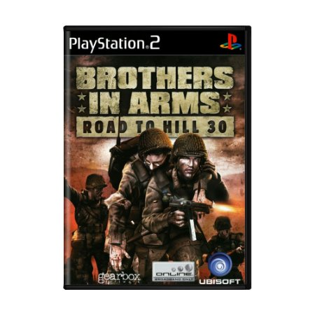 Jogo Brothers in Arms: Road to Hill 30 - PS2