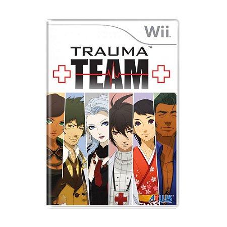 Jogo Trauma Team - Wii
