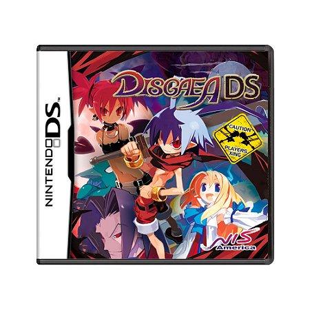 Jogo Disgaea DS - DS