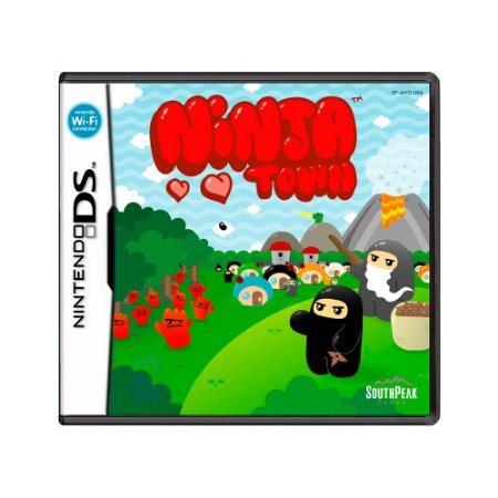 Jogo Ninja Town - DS