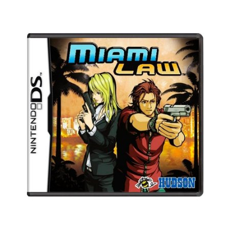 Jogo Miami Law - DS