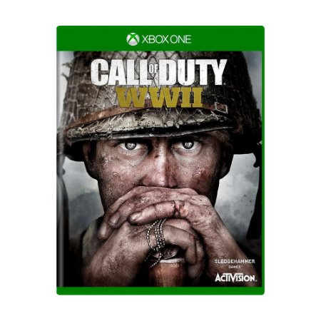 Jogo Call of Duty: World War II (WWII) - Xbox One