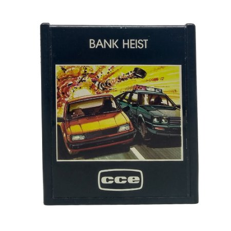 Jogo Bank Heist - Atari