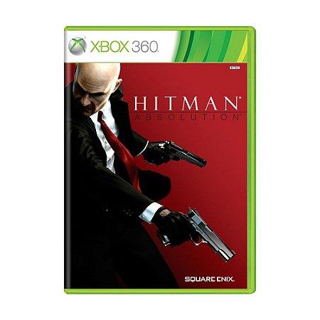 Jogo Hitman: Absolution - Xbox 360