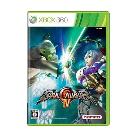 Jogo SoulCalibur IV - Xbox 360