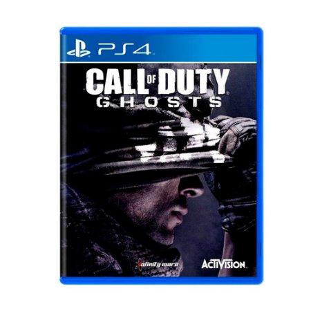 Jogo Call of Duty: Ghosts - PS4