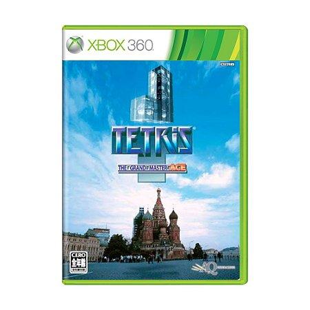 Jogo Tetris: The Grand Master Ace - Xbox 360