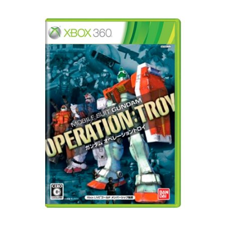 Jogo Mobile Ops Suit: Operation Troy - Xbox 360