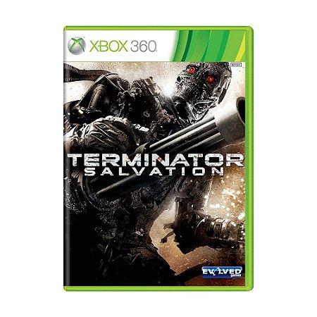 Jogo Terminator Salvation - Xbox 360 (Japonês)