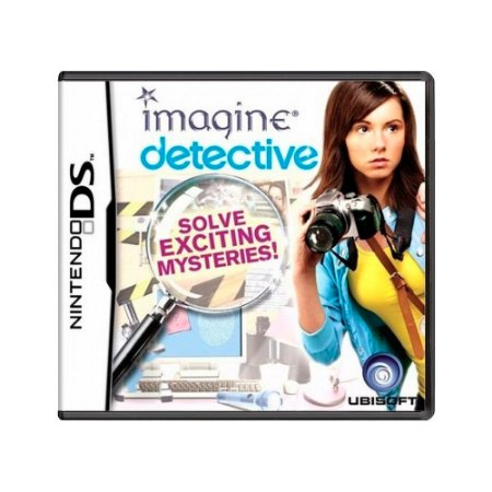 Jogo Imagine Detective - DS