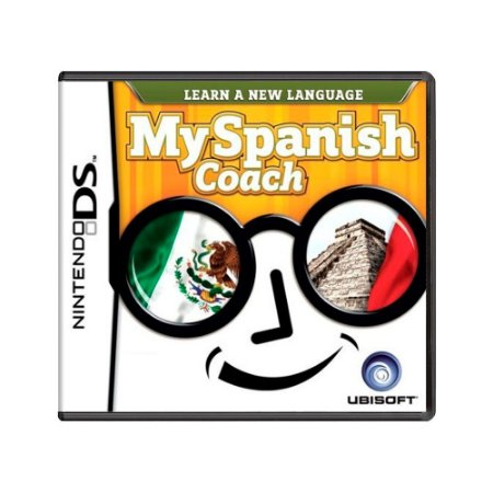 Jogo My Spanish Coach - DS