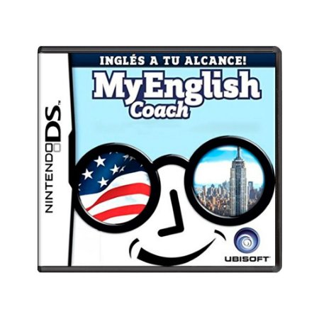 Jogo My English Coach - DS