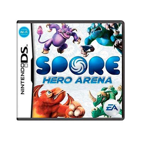 Jogo Spore Hero Arena - DS