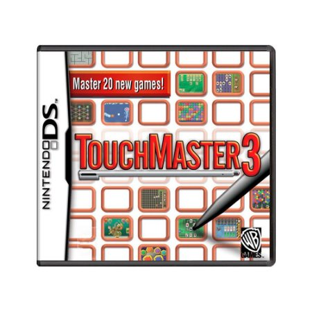 Jogo Touch Master 3 - DS