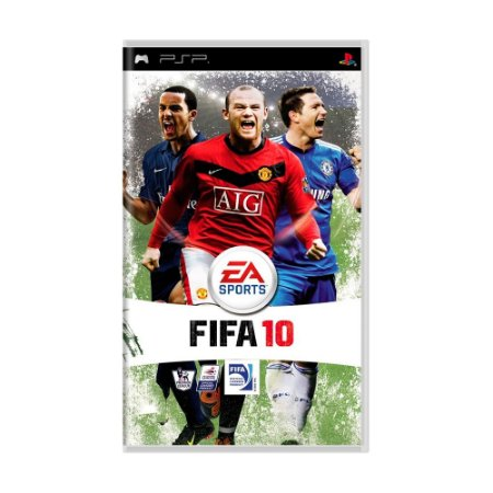Jogo FIFA 10 - PSP