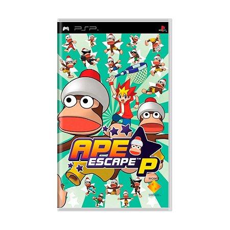 ape escape psp