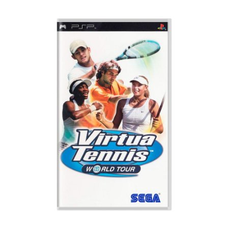 Jogo Virtua Tennis: World Tour PSP