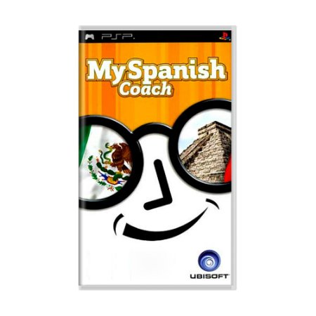 Jogo My Spanish Coach - PSP