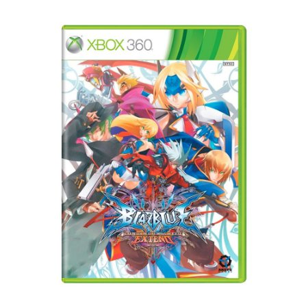 Jogo Blazblue: Continuum Shift Extend - Xbox 360