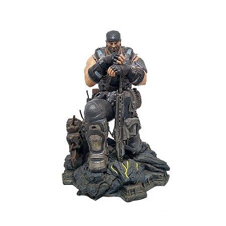 Estátua Gears of War 3 (Epic Edition)