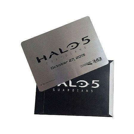 Cartão Colecionável Microsoft Halo 5: Guardians