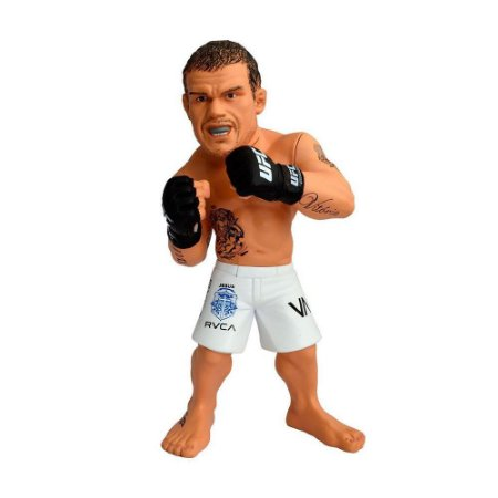 "Action Figure UFC Vitor Belfort ""The Phenom"" - Modelo 3"