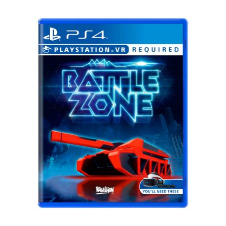 Jogo Battlezone - PS4 VR