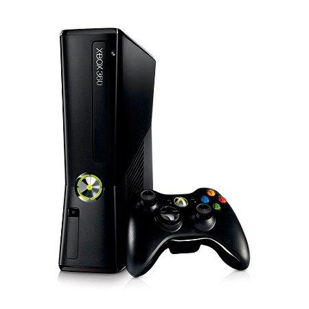 Console Xbox 360 Slim 320GB - Microsoft