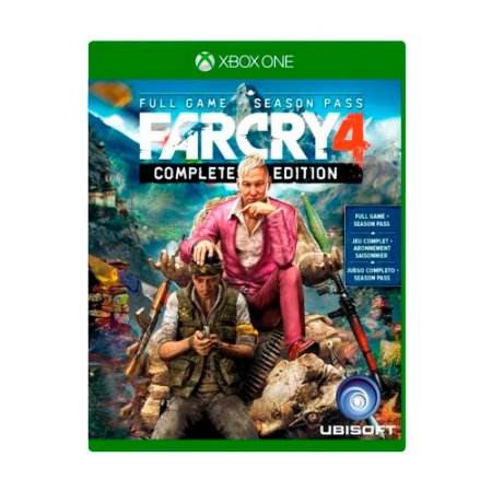 Jogo Far Cry 4 (Complete Edition) - Xbox One