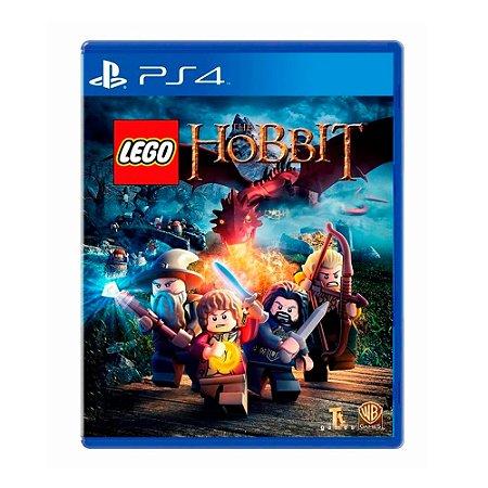 Jogo LEGO The Hobbit - PS4