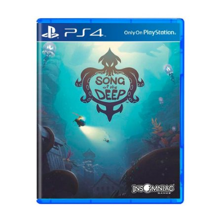 Jogo Song of the Deep - PS4