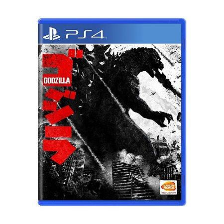 Jogo Godzilla - PS4