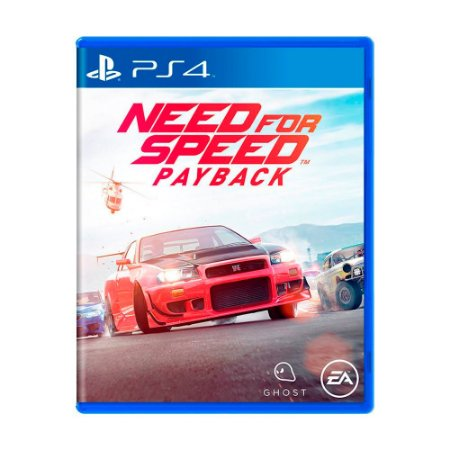 Jogo Need for Speed: Payback - PS4