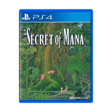 Jogo Secret of Mana - PS4