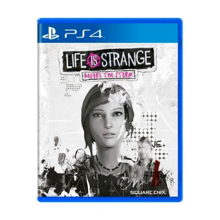 Jogo Life Is Strange: Before the Storm - PS4