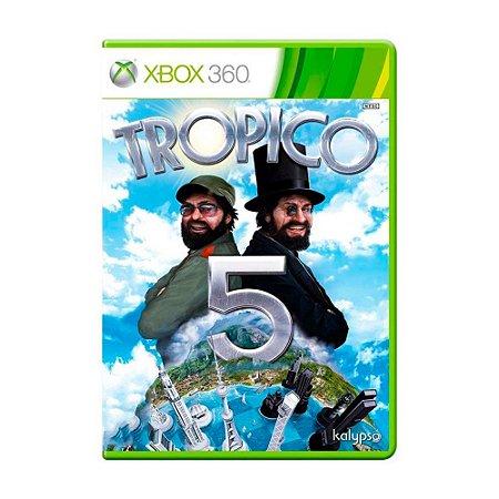 Jogo Tropico 5 - Xbox 360