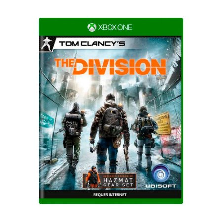 Jogo Tom Clancy's: The Division (Limited edition) - Xbox One