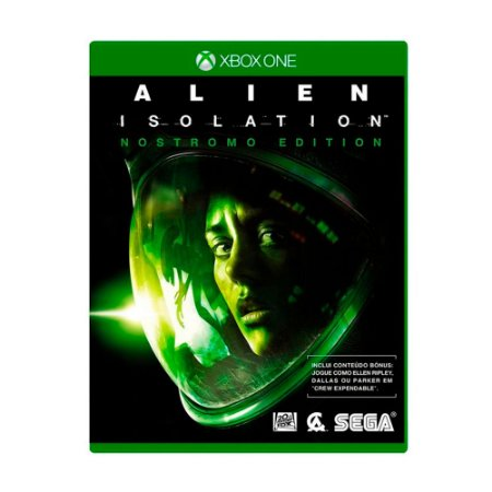 Jogo Alien Isolation (Nostromo Edition) - Xbox One
