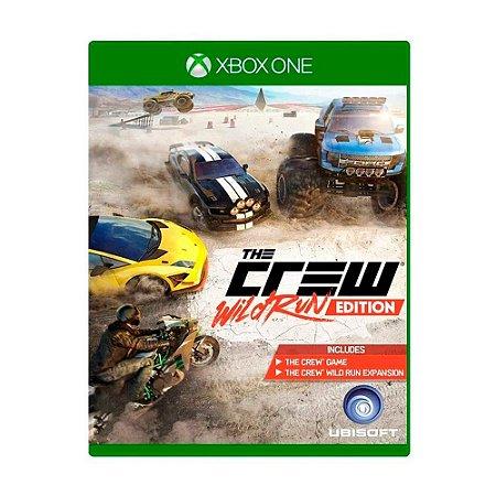 Jogo The Crew (Wild Run Edition) - Xbox One