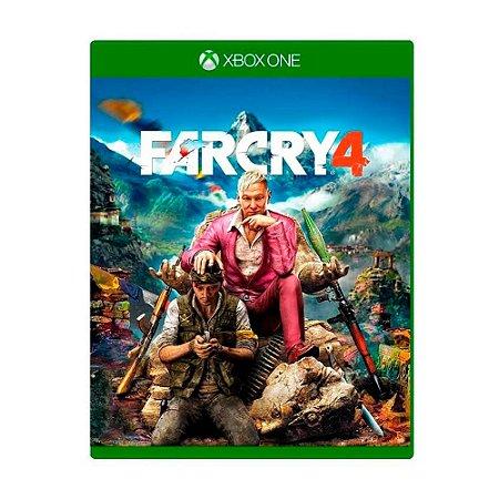 Jogo Far Cry 4 - Xbox One