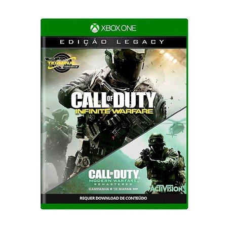 Jogo Call of Duty: Infinite Warfare (Legacy Edition) - Xbox One